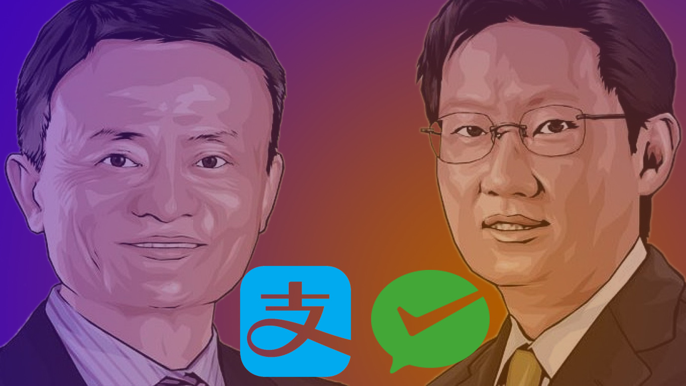 So sánh rủi ro giao dịch giữa WeChat Pay và AliPay