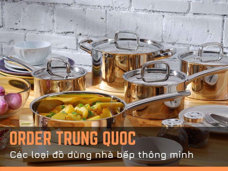 Các loại đồ dùng nhà bếp thông minh